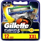 Gillette Fusion ProGlide scheermesjes | 12 stuks