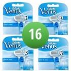 Gillette Venus scheermesjes   16 stuks