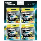 Gillette Mach 3 scheermesjes | 32 stuks