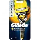 Gillette Fusion ProShield startset met 1 mesje