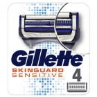 Gillette Skinguard scheermesjes | 4 stuks