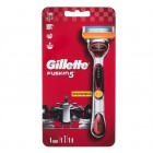 Gillette Fusion startset met 1 mesje