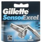 Gillette Sensor scheermesjes | 5 stuks