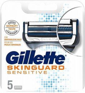 Gillette Skinguard scheermesjes | 5 stuks