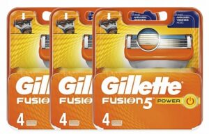 Gillette Fusion scheermesjes | 12 stuks