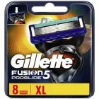 Gillette Fusion ProGlide scheermesjes | 8 stuks
