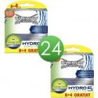 Wilkinson Hydro 5 Groomer scheermesjes   8 stuks