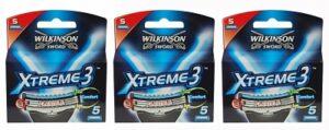 Wilkinson Xtreme 3 wegwerpmesjes | 15 stuks